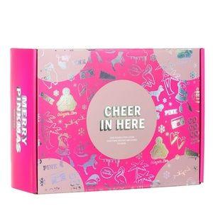 New Victoria's Secret PINK Cheer in Here Gift Set